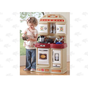 Juguete Cocina Acogedora Para Niños Step2 Little Tikes Xtrem