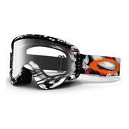 Antiparras Niños Oakley Xs O Frame Moto Cross-tachracing