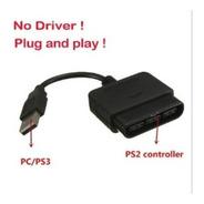 Adaptador Joystick Play 2 Ps2 A Usb 2.0 Pc Ps3 Belgrano