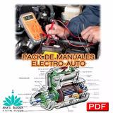 Pack Electro-auto Manuales Pdf