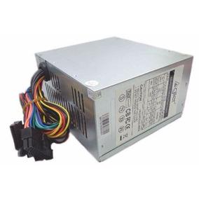 Fuente De Poder De 525w Con Cable De Poder Nuevo!!!