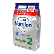 Leche Nutrilon Profutura 2 En Polvo 2 Pouch De 1.2 Kg C/u