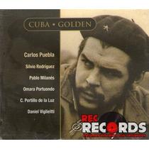 Cuba - Golden, Siempre, Silvio Rodriguez, Carlos Puebla
