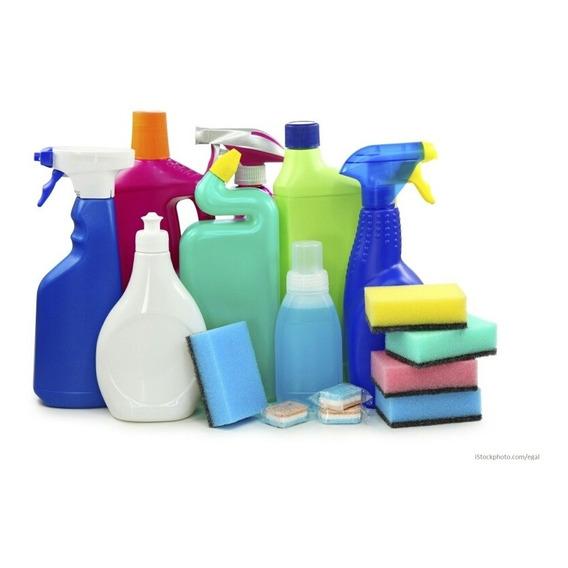 Curso De Elaboración De Productos De Limpieza Y Cosmetica