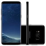 Telefone Galaxy S8 Samsung 12 Mp Bateria 3.000 Mah 4g 64 Gb