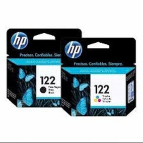 Cartuchos Hp 122 Negro Y Color Vence 02/2019