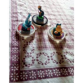 Bonecos Pokemon 3 Percas
