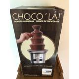 Fuente De Chocolate Von Home
