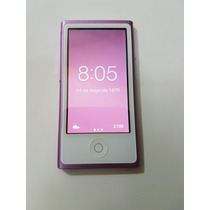 Ipod Nano 7. 16gb. Solo Mercado Pago.