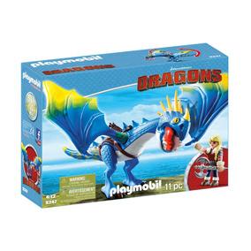 Retromex Plamobil 9247 Astrid Y Tormenta Dragons Of Berk