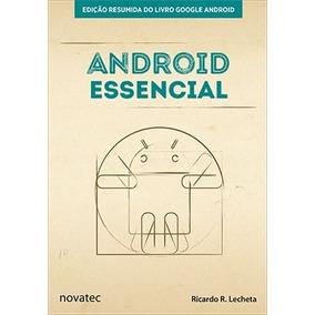 Livro Android Essencial Novatec Editora Com 40% De Desconto
