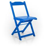 Jogo De Mesa E 4 Cadeiras Dobrável Em Madeira Bar 70x70