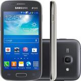 Samsung Galaxy S2 Duos Tv 3g Wi Fi 4gb Prata Dual Chip Sd