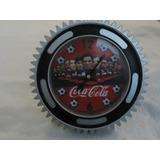 Reloj De Pared De Coca Cola De Los Cabezones
