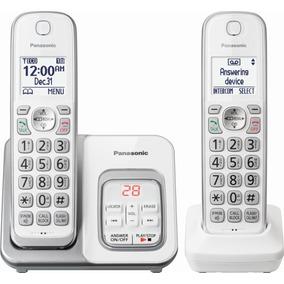 Telefono Inalambrico Panasonic Kx-tgd532w Doble Contestador