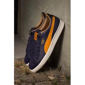 Zapatos Puma Basket Classic Mmq Edicion Especial Originales