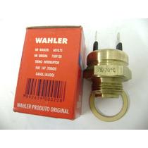 Interruptor Cebolão Radiador Universal 75/70ºc Origin Wahler