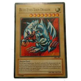 Dragon Toon De Ojos Azules/dragon Brillante De Ojos Azules
