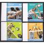 2002 Campeonato Voleibol Masculino Bdes Hoja Completa Mint !