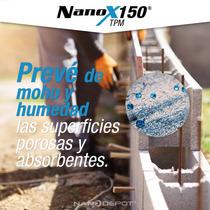 Cemento, Mármol, Ladrillo, Y Más A Prueba De Agua, Nanodepot