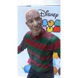 Muñeco Freddy Krueger Figura 25 Cm Película Para Coleccionar