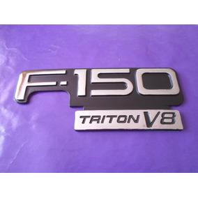 Emblema F-150 Triton V8 Ford Camioneta