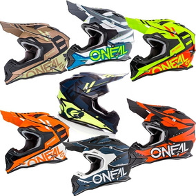 Casco Oneal Spyde Slinghot Cross Enduro Atv 2018 Fas Motos