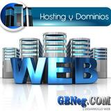 Hosting Y Dominio Web - Wordpress - Magento (costo Anual)