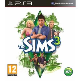 Izalo: Los Sims 3 Para Ps3 Físico Nuevo + Mercadopago