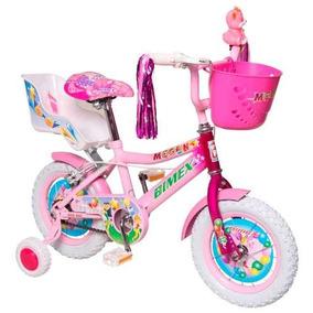 Triciclo Megan R-12 1 Velocidad Bimex Bicicleta Infantil