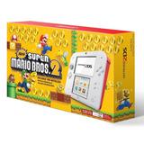 Consola Nintendo 2ds Con Super Mario Bros 2 El Buen Fin