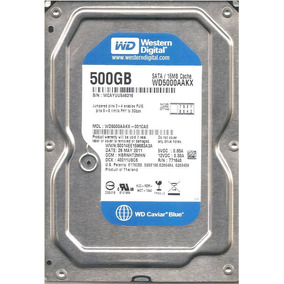 Disco Duro Sata 500 Gb Sata Pc Y Dvr Sellado Refurbished
