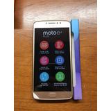 Motorola E4 Plus Libre Nuevo En Caja No Iphone Samsung S6