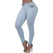 Calça Pitbull Pit Bull Jeans Feminina Original Modela Bumbum