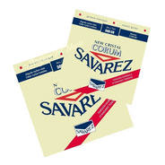 Encordado Savarez 520cr Clasica Criolla Normal Tension Cuota