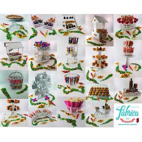 Candy Bar Fibrofacil 20 Productos Super Promo Gigante!