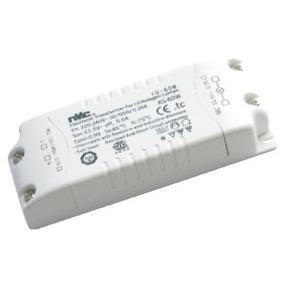 Balastro Electrónico 10-60w 0.5a Ip 20 Etco Iluminacion