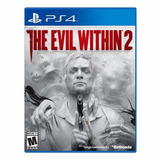 Juego Ps4: The Evil Within 2