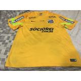 Camisa Santos 2014 Usada Em Jogo Vladimir Nike Xl Rara f08a52b75bf89