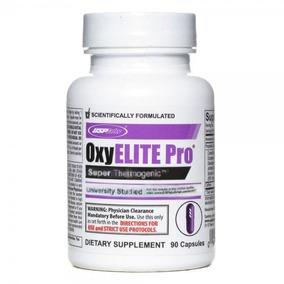 Oxyelite Pro 90 Cáps Usp Labs Dmaa - Envio Imediato