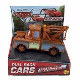 Auto A Fricción Pull Back Cars Mater 13cm Original!!