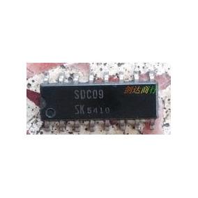 Sdc09 Original Sanken Componente Electronico / Integrado