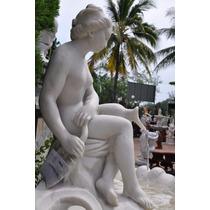 Chafariz - Fonte Vênus Para Casa E Jardim- Fpr045 Decoração
