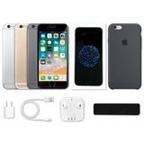 Apple Iphone 6 16gb Nuevo Sellado + Funda + Cristal + Bateri