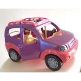 Auto Para Muñecas Fisher Price / Con Sonido