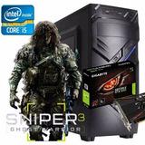 Cpu Gamer Core I5 / Ram 16gb / Video 4gb / Gta V Oferton