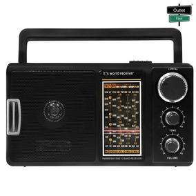 Outletfacil - Rádio Lenoxx 12 Faixas Am/fm/ondas Curtas E Tv