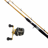 Combo Equipo Bait Sumax Century Dynamicer