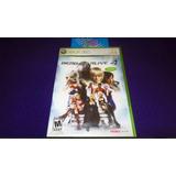 Dead Or Alive 4 Xbox 360 **cd En Excelente Estado** Enviogra