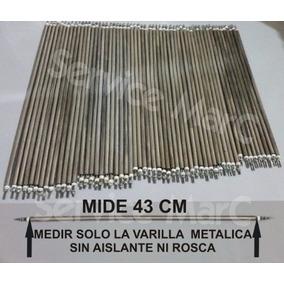 Resistencias P/ Horno Eléctrico Yelmo Ultracomb Uc50 De 43cm